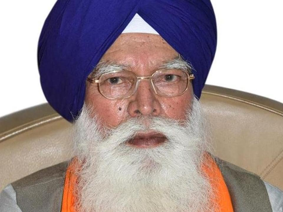 SGPC chief Kirpal Singh Badungar.