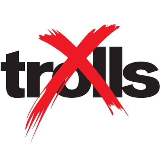 Let's Talk About Trolls,Anti Trolling Day,Online abuse