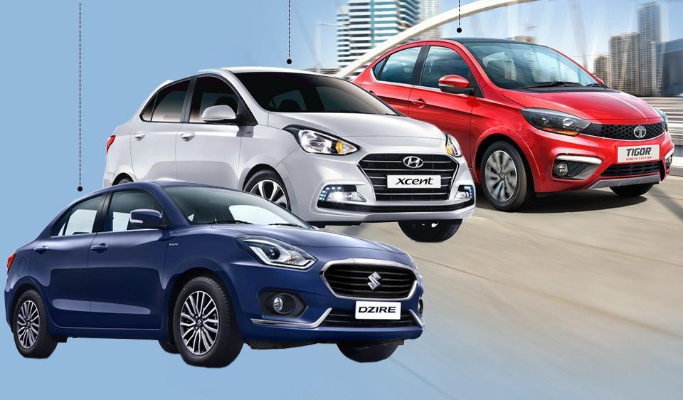 "We stacked the upcoming Maruti Suzuki Dzire against a week-old Hyundai Xcent and a month-old Tata Tigor ""Styleback"". What's the verdict?"
