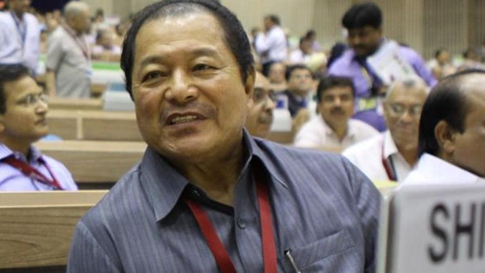 After the success of AIzawl FC in the I-League this year, Mizoram's sporting prowess has been a topic of discussion and the state's CM Lal Thanhawla believes a state-of-the-art cricket stadium will help bring out cricketing talent as well.