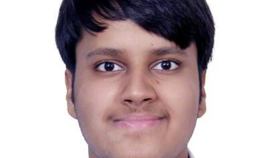 Mainak Aggarwal (17), who sat for the JEE Main 2017 exam on April 2.