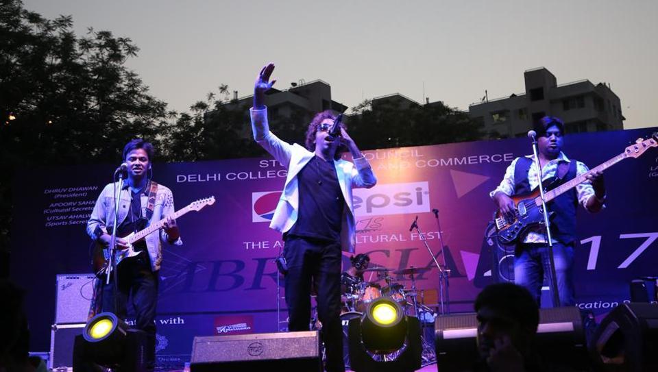 Delhi College of Arts and Commerce,Ambrosia,College Fest