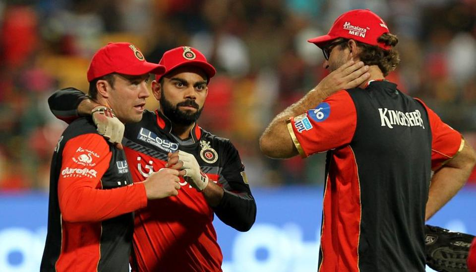 AB de Villiers and Virat Kohli will be expected to do well for Royal Challengers Bangalore against Gujarat Lions in an Indian Premier League (IPL) 2017 match.