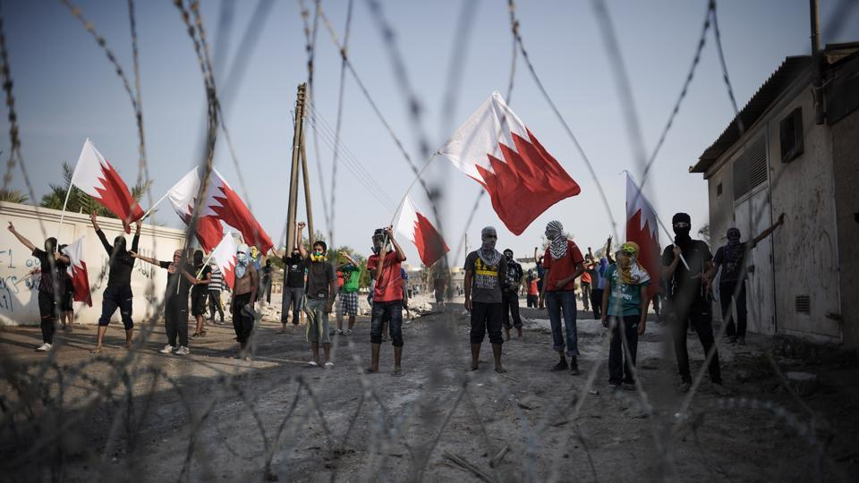 The Sunni-ruled kingdom of Bahrain has been the scene of frequent protests and clashes with police since security forces quelled Shiite-led nationwide protests in 2011 that called for political reforms.