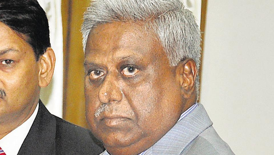 Former CBI chief Ranjit Sinha was booked over accusations that he attempted to influence the coal block scam probe during his tenure as head of the agency.