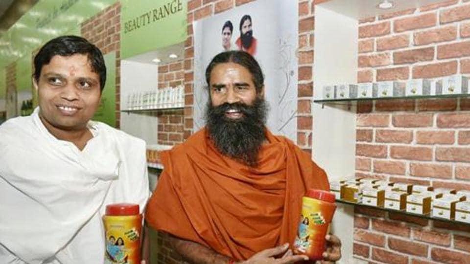 Patanjali managing director Acharya Balkrishna alleged 'some' multinationals were doing every bit to tarnish the image of yoga guru Ramdev and Patanjali products.