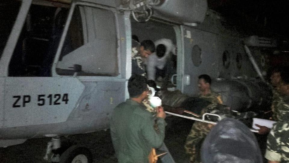 Maoist commander Situ,Maoist attack,Chhattisgarh Maoist attack