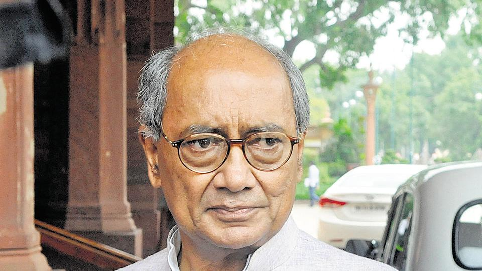 Congress leader Digvijay Singh has once again accused Chhattisgarh chief minister Raman Singh of having some 'links' with Maoists following the ambush that killed 25 CRPFtroops in Sukma on Monday.