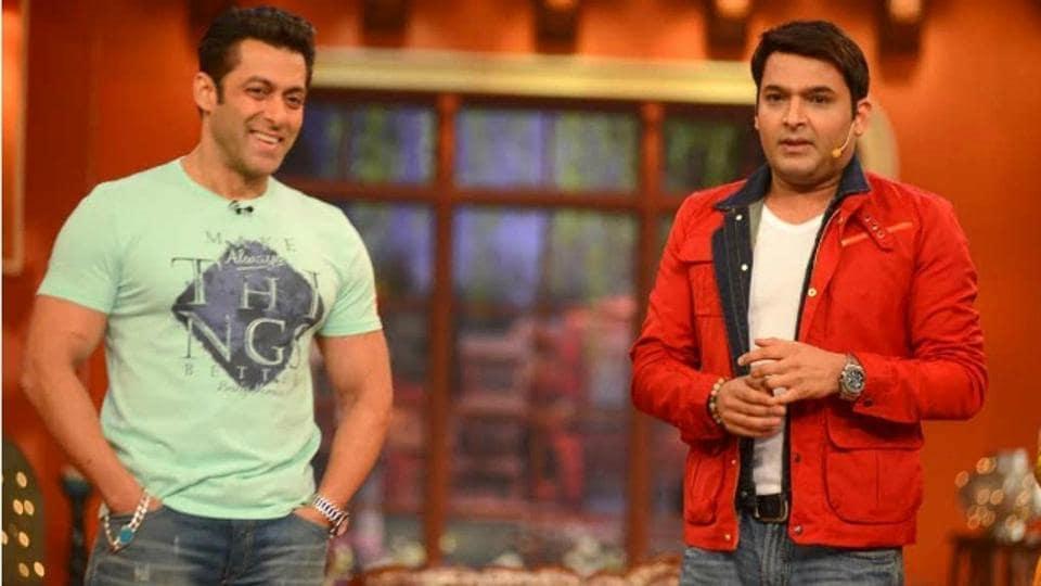 The Kapil Sharma Show,Dus Ka Dum,Salman Khan