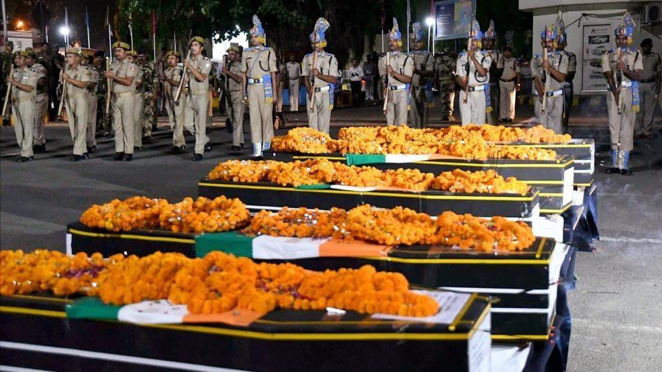Sukma ambush,CRPF jawans,Paramilitary forces killed