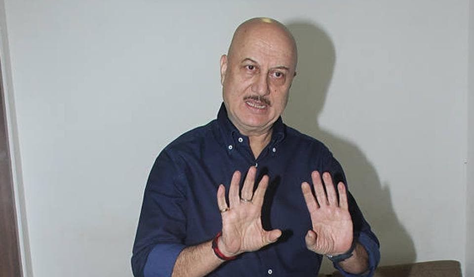Anupam Kher feels cinema can't rise above its audience.