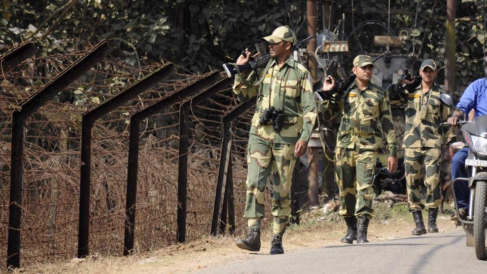 Indo-Bangladesh border,Cattle Smuggling,BSF