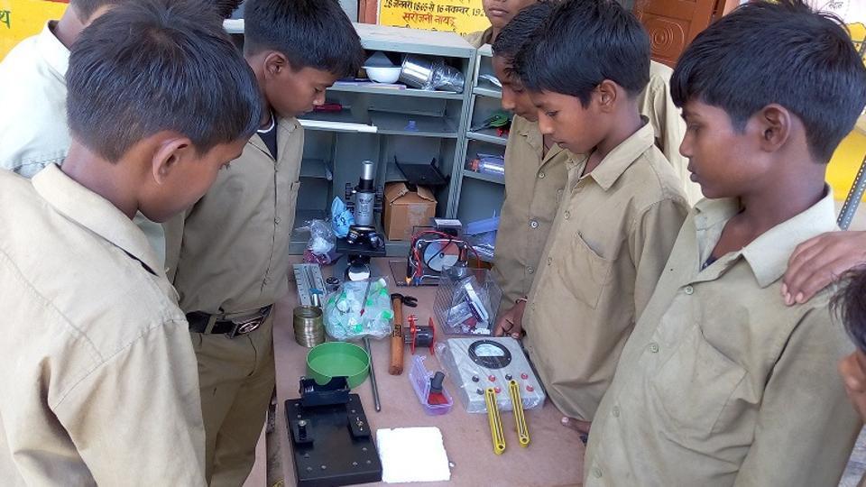 Science leaning,Government schools,Uttar Pradesh