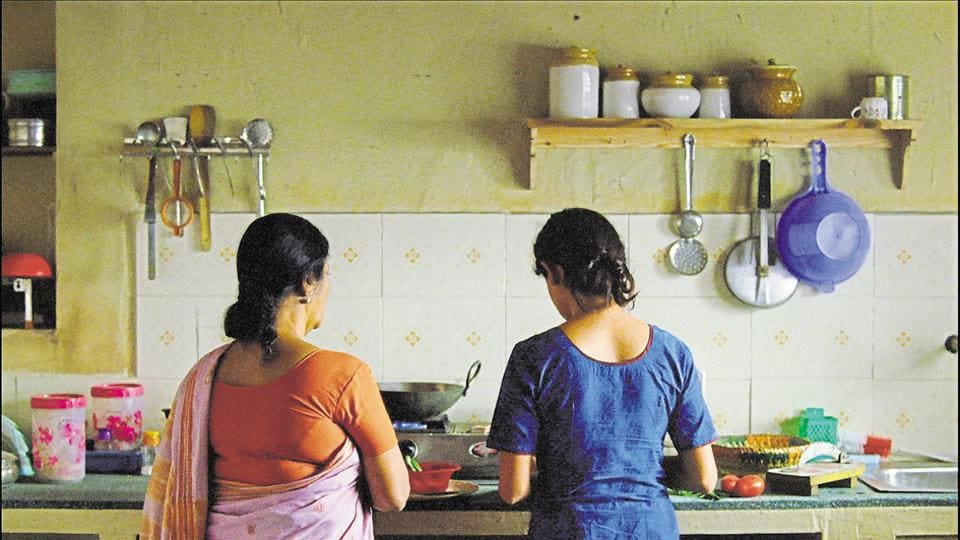 Afternoon Clouds is about a 60-year-old widow, who lives with her Nepali maid.