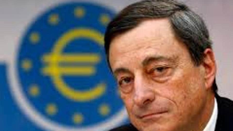 ECB,European Central Bank,Mario Draghi