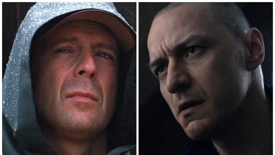 They called me Mr Glass: M Night Shyamalan will reunite with Bruce Willis, James McAvoy and Samuel L Jackson for the long-awaited sequel to Unbreakable.