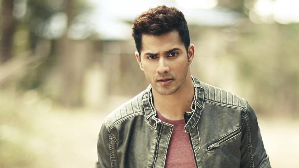 "Varun Dhawan says ""he is working with some wonderful people and learning a lot."""
