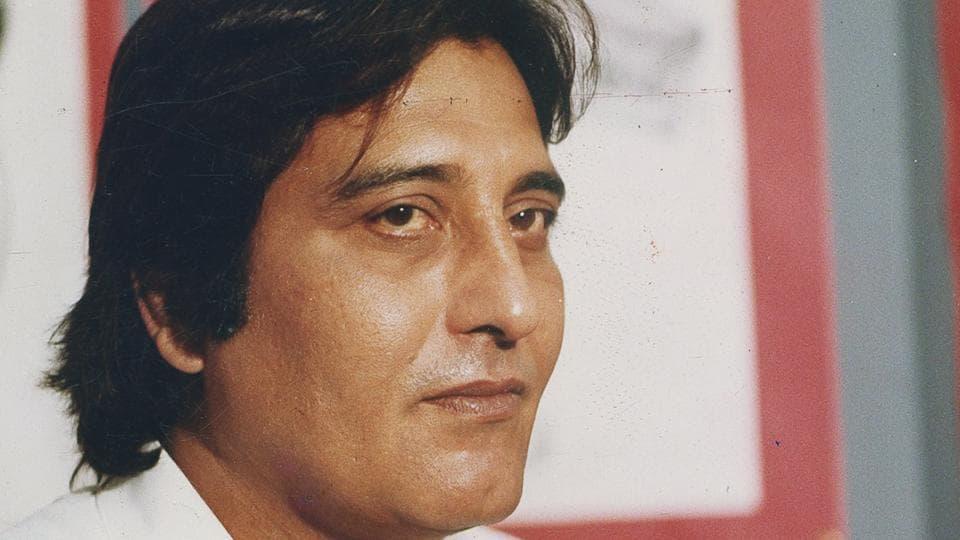 Actor Vinod Khanna died of bladder cancer at 70.