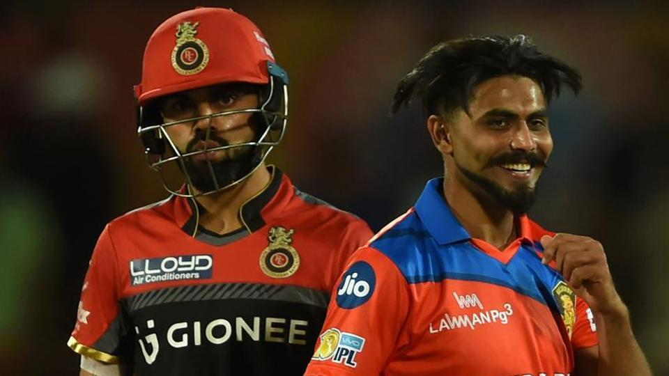 Royal Challengers Bangalore vs Gujarat Lions clash in an IPL 2017 T20 match at Chinnaswamy Stadium today. Catch live cricket score of RCB vs GL here