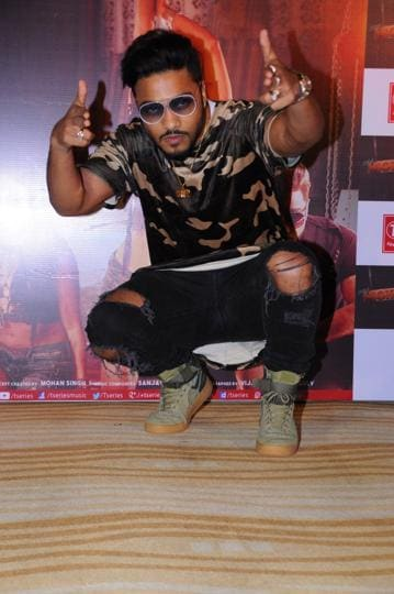 Rapper Raftaar says that no amount of rules can stop residents from living it up.