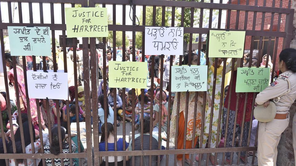 abettment to suicide,Khalsa College,Amritsar