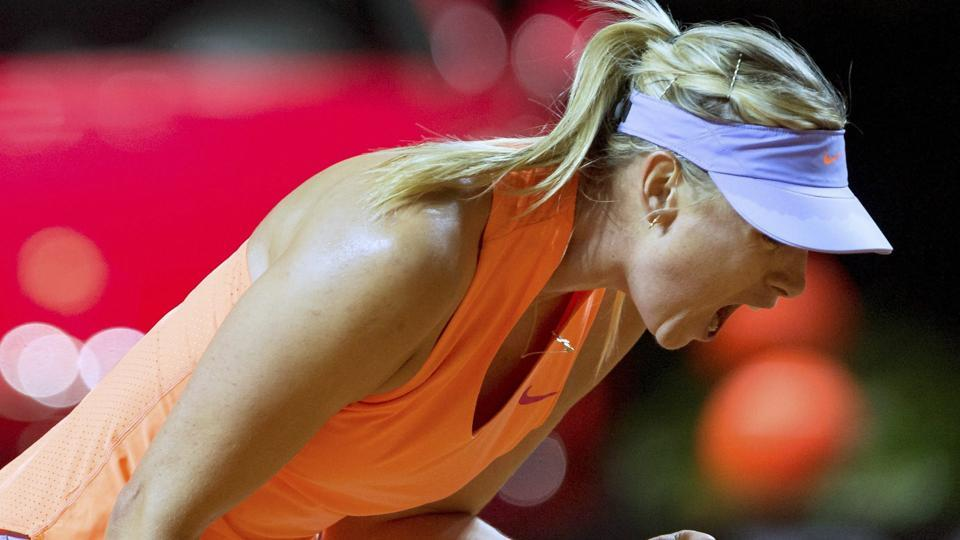 Eugenie Bouchard have lashed out at WTA for allowing dope-tainted Maria Sharapova to return to the tour. After a ban of 15 months, Sharapova returned to action in the first round of the Stuttgart Open Grand Prix where she beat Roberta Vinci of Italy.