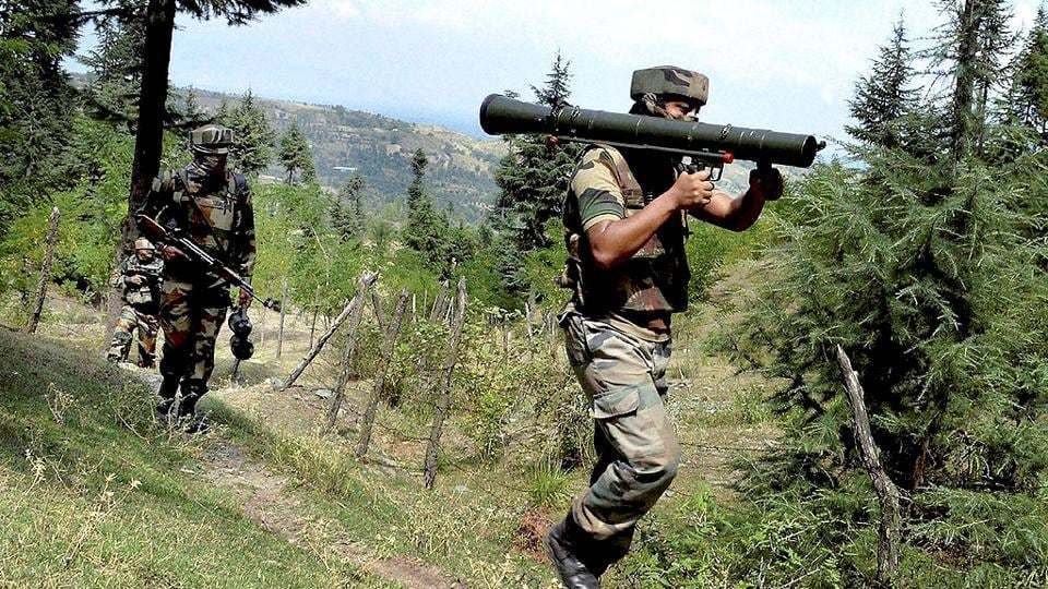 A group of militants attacked an army camp in Kupwara.