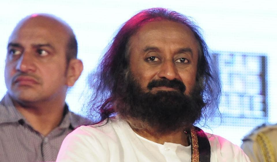 NGT has asked Art of Living founder Sr Sri Ravi Shankar (in pic) to reply to the notice by May 9.