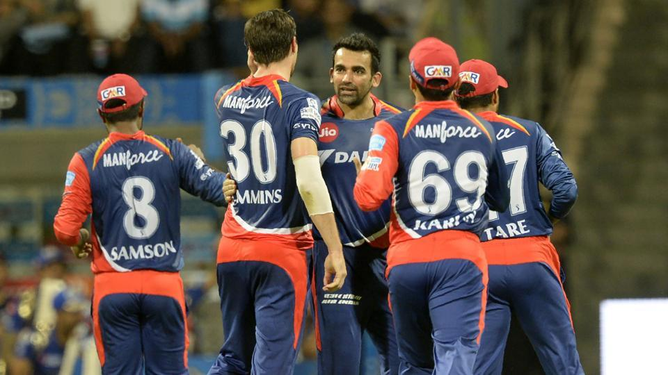 Delhi Daredevils captain Zaheer Khan (C) has defended his side's performances in IPL 2017.