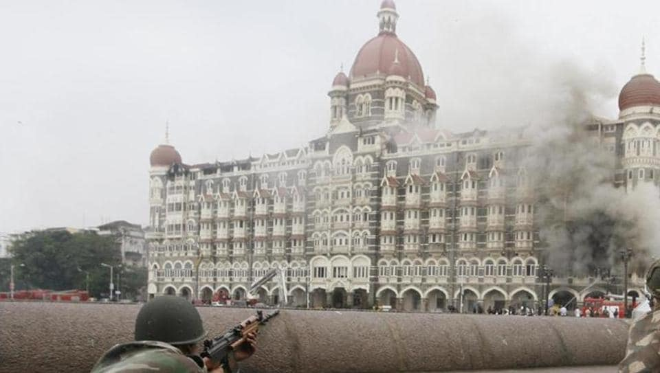 A total of 166 people were killed in the 26/11 Mumbai terror attack.