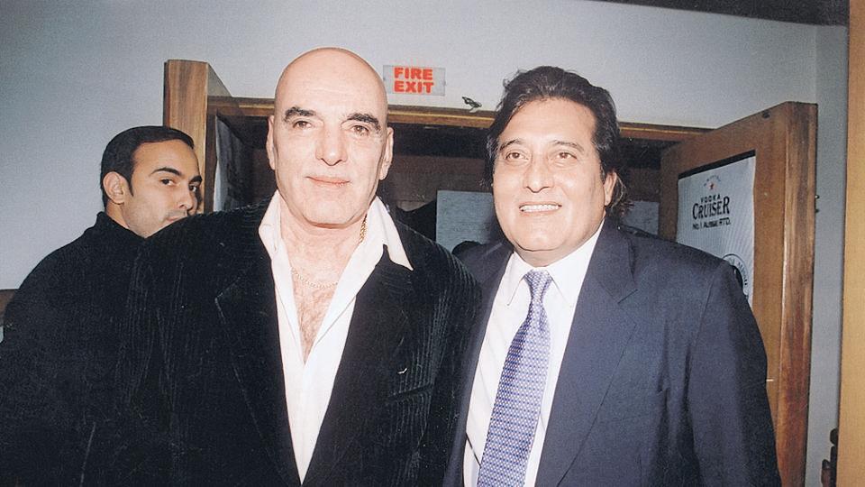 Actors Feroz Khan and Vinod Khanna gave the biggest success together—1980 film Qurbani.