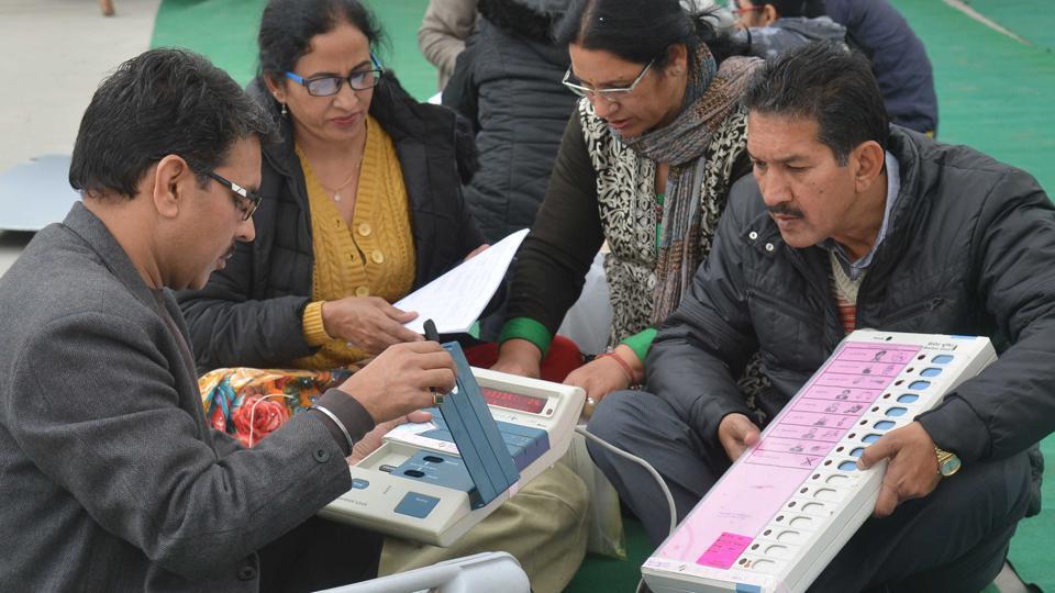 Uttarakhand,EVM,Assembly elections