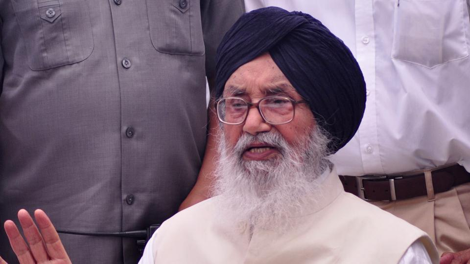 Parkash Singh Badal as chief minister, is credited for building an array of Sikh memorials, but his legacy stands accused of diminishing the Sikh institutions