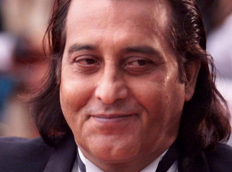 File photo of veteran Bollywood actor Vinod Khanna who died on Thursday.