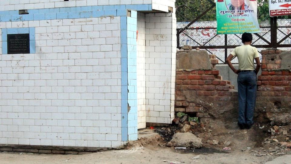 The South Corporation has undertaken repairing of public toilets following repeated complaints from users about their poor maintenance.