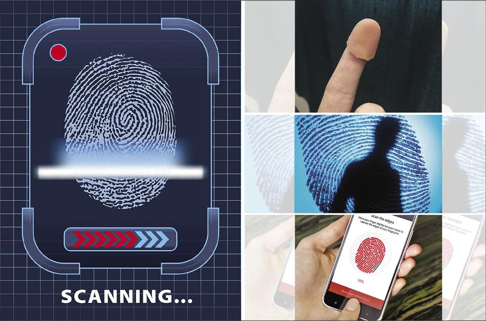 Your fingerprints, once stolen, can easily be misused by criminals and hackers