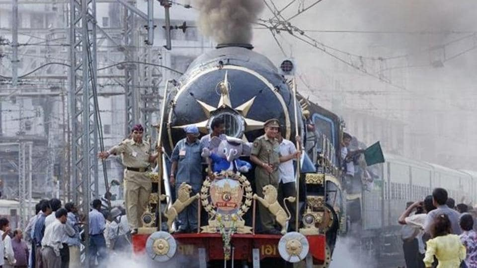 The Fairy Queen, world's oldest running steam locomotive, was constructed in 1855 by Kitson, Thompson and Hewitson at Leeds, in England and reached Kolkata in the same year. Heritage status was accorded to it in 1972.