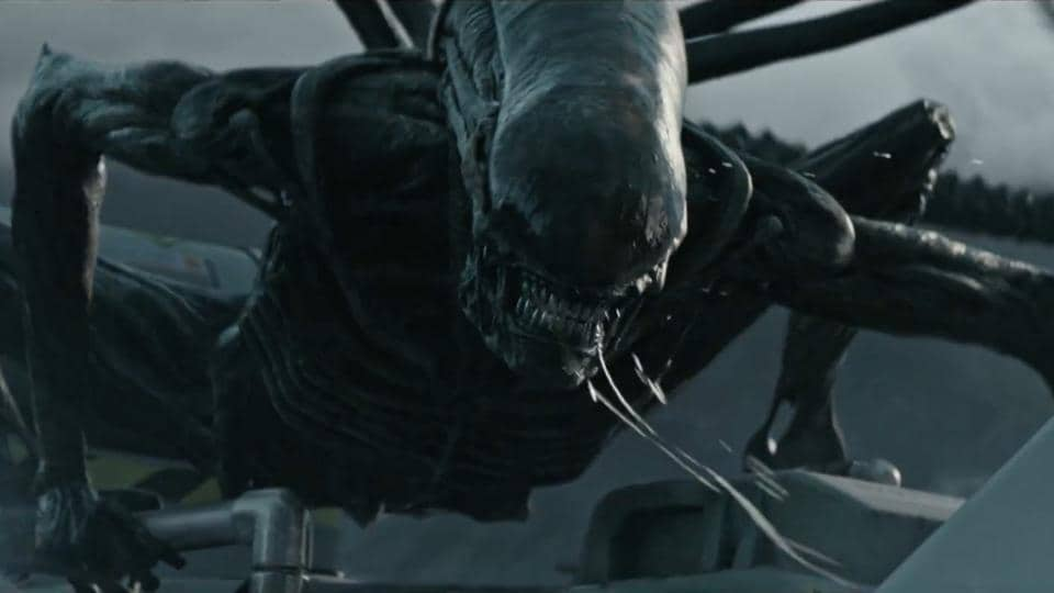 Alien: Covenant is scheduled for a May 12 release.