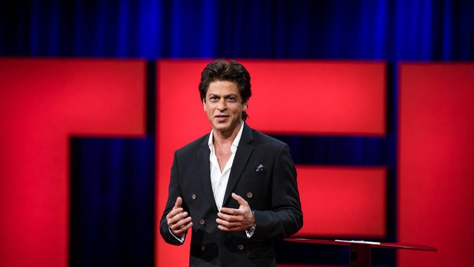 Shah Rukh talked about his career and life to his many fans.