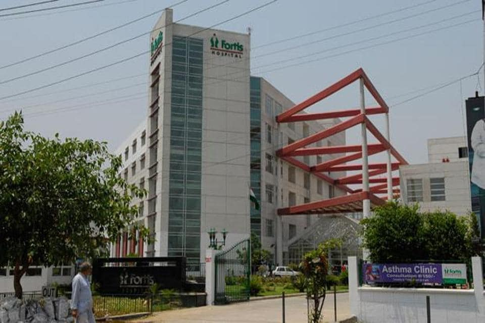 Fortis,FDA notice,hospital chain