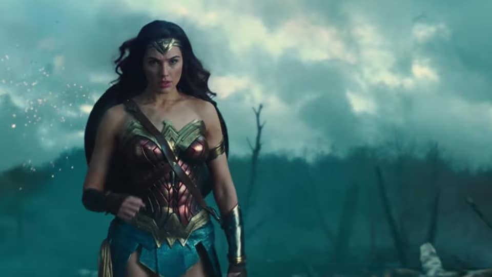 Wonder Woman,Patty Jenkins,Gal Gadot