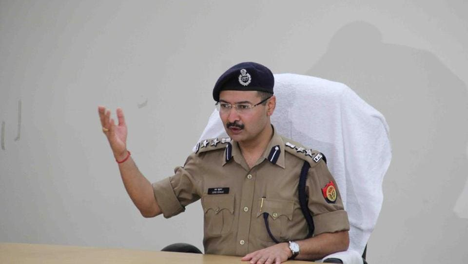 A 2004-batch IPS officer, Luv Kumar hails from Amroha and he completed his graduation from Nainital. This is the 31st transfer for Kumar in his 11-year career.