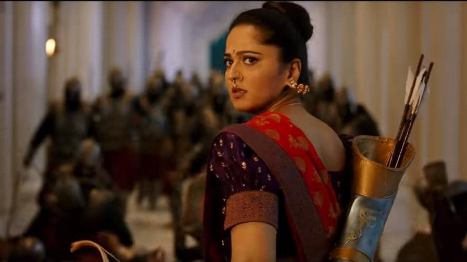 Anushka Shetty's performance in Baahubali 2 came up for much praise.