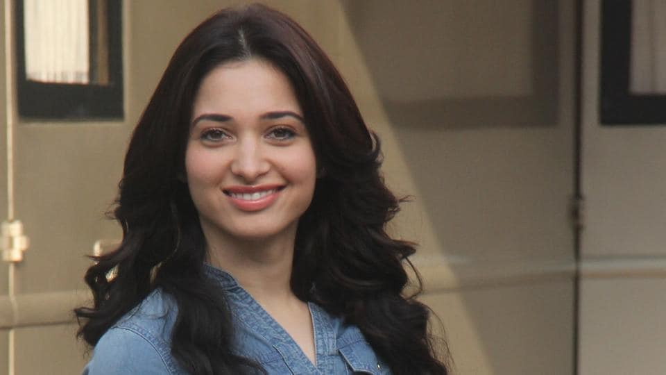Tamannaah Bhatia is happy with the response Baahubali 2 - The conclusion is getting from  people.