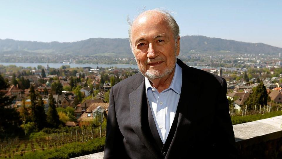 Sepp Blatter,FIFA,FIFA World Cup