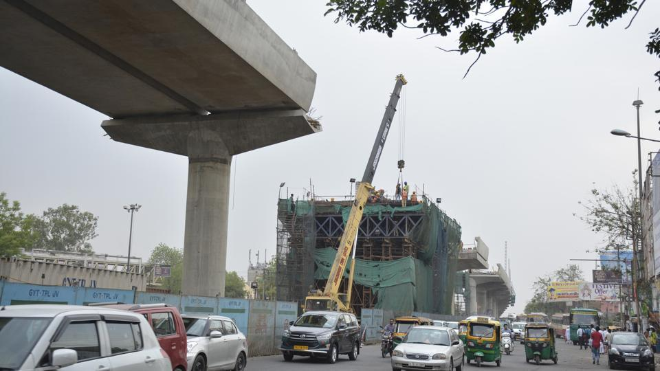 Ghaziabad development authority,Dilshad Garden metro link,Dilshad Garden to New Bus Stand