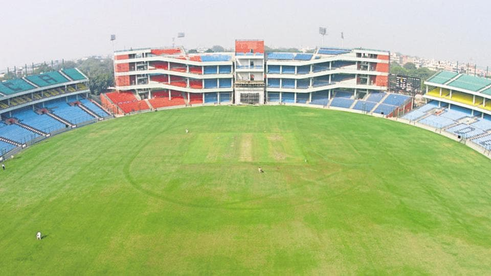 A DDCA employee stole a television set from the Ferozeshah Kotla and was later found dead.