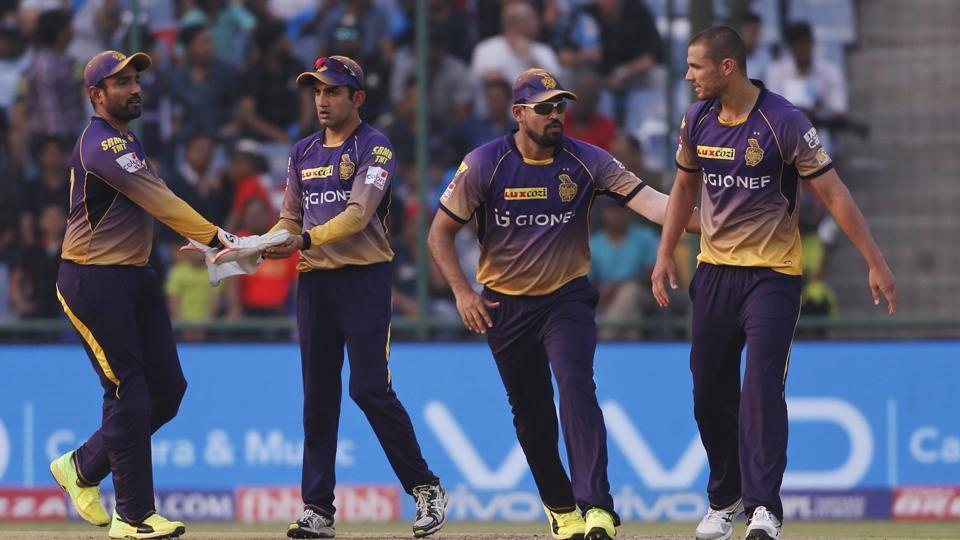 Gautam Gambhir-led Kolkata Knight Riders currently top the IPL 2017 standings with 12 points from eight games. They will play Delhi Daredevils at Eden Gardens on Friday.