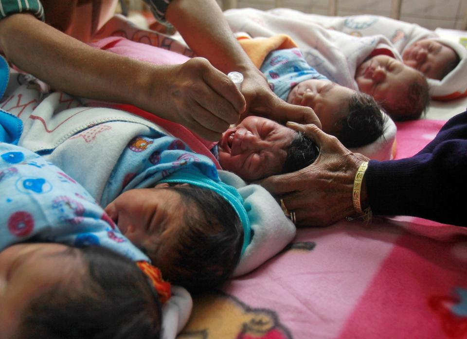 Newborns at 11 government hospitals in Rajasthan, which have Aanchal Mothers' Milk Bank, will be breastfed or given human milk free.