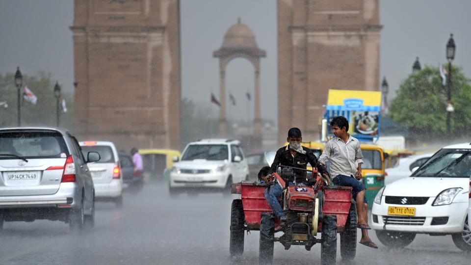 Delhi weather,weather forecast,Delhi rain